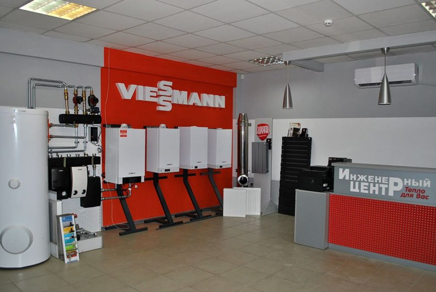 Компания Viessmann