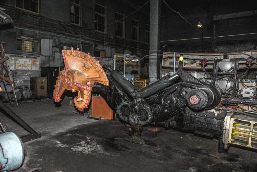 Горно-шахтное оборудование. Основное требование – надежность