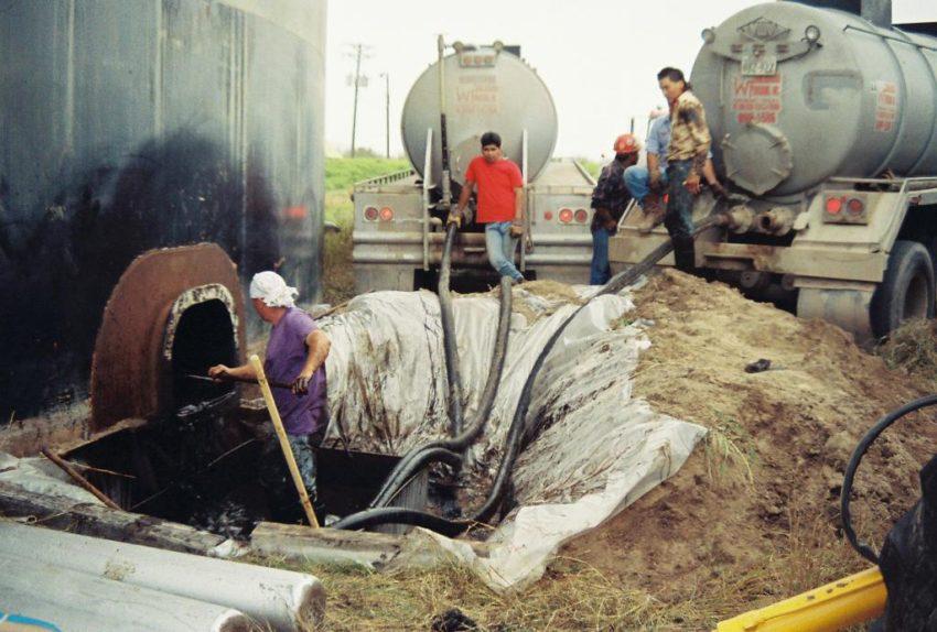 Методы очистки отходов