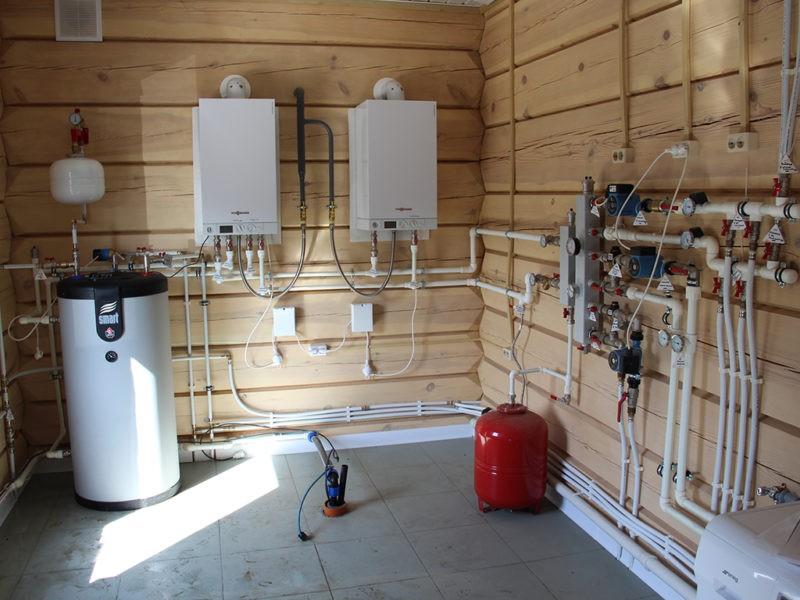 Правильное отопление частного дома