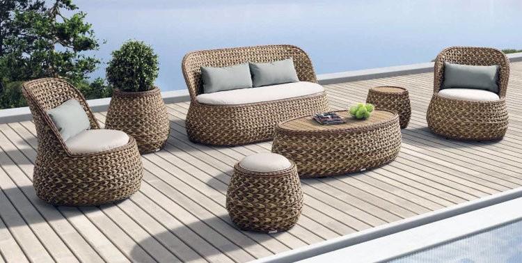 Качественная и долговечная мебель из ротанга
