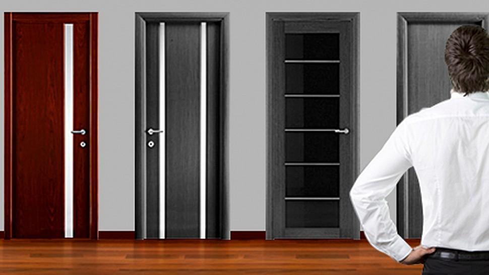 Межкомнатные двери: правила выбора