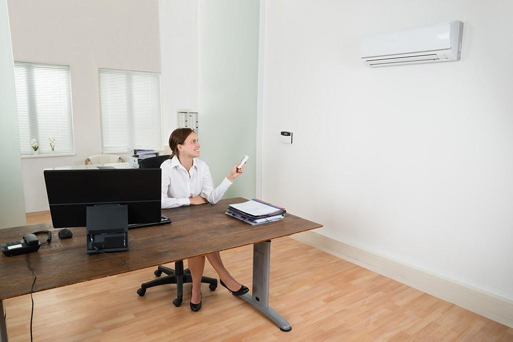 Выбор кондиционера для офиса