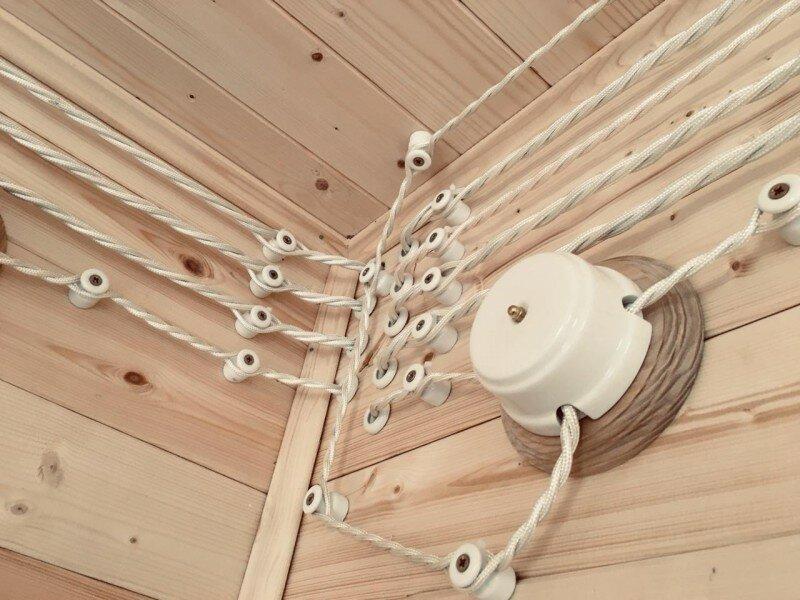 Выбираем провод для электропроводки в доме