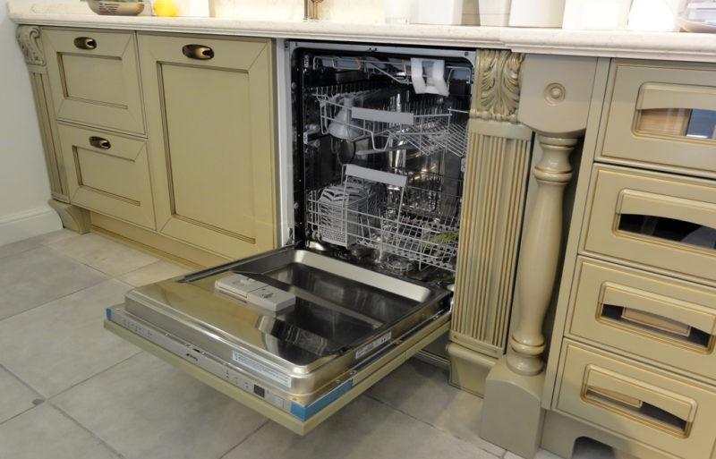 Вопросы правильного выбора встраиваемой посудомоечной машины