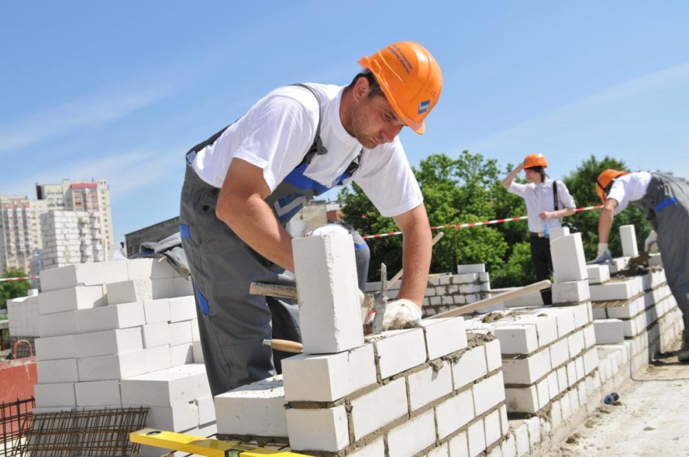 Начинаем строительные работы