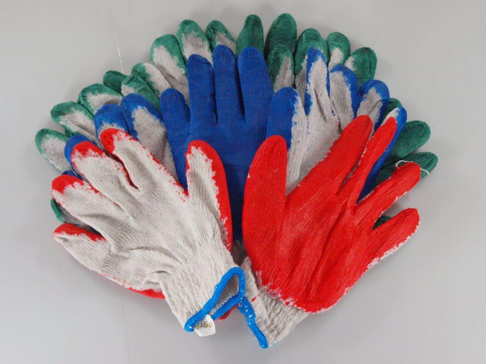 Покупаем рабочие перчатки для разных нужд