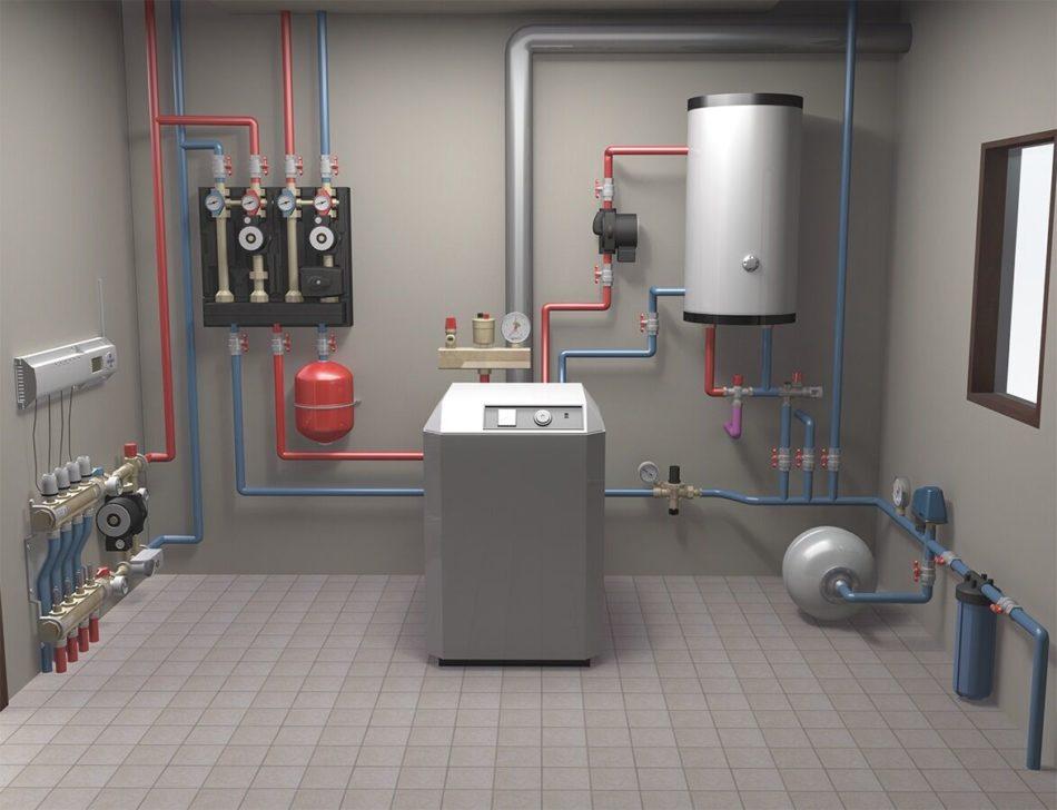 Системы водяного отопления – как подобрать?