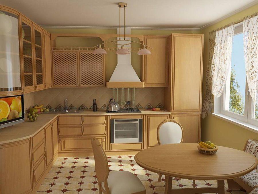 Уютная кухня - это просто