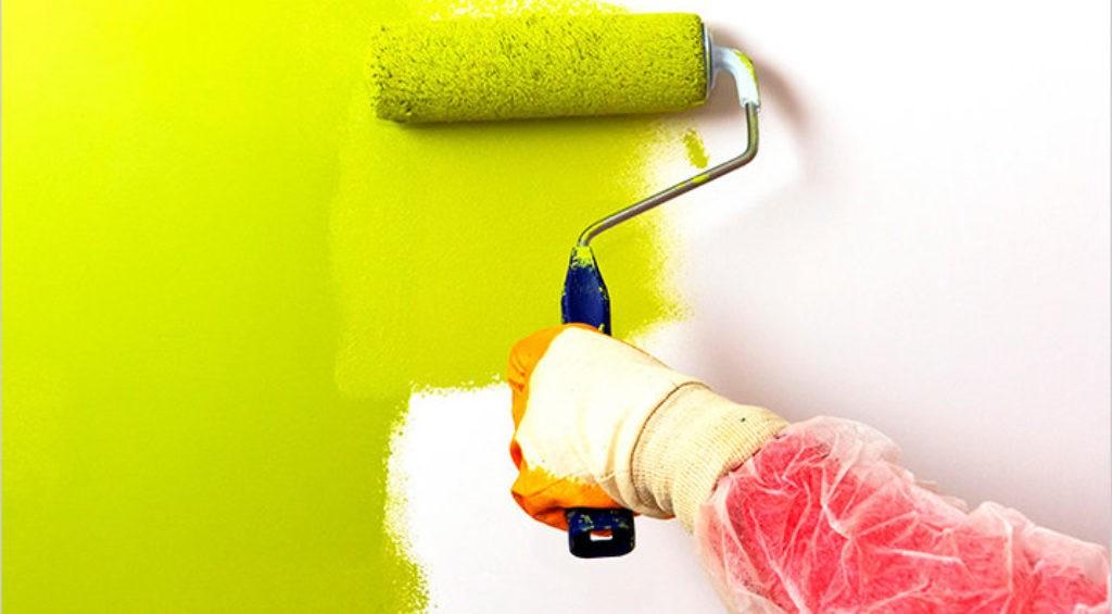 Покраска стен – руководство к действию