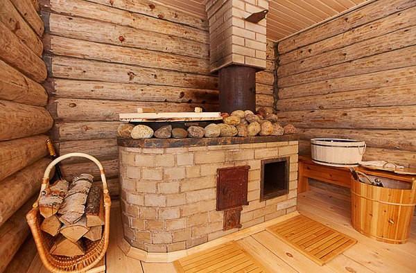 Какой должна быть настоящая печь для бани