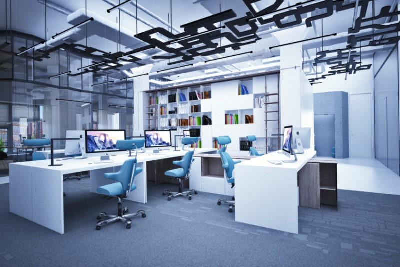 Открытие архитектурного бюро