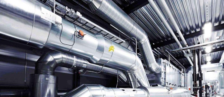 Воздуховоды и их функции
