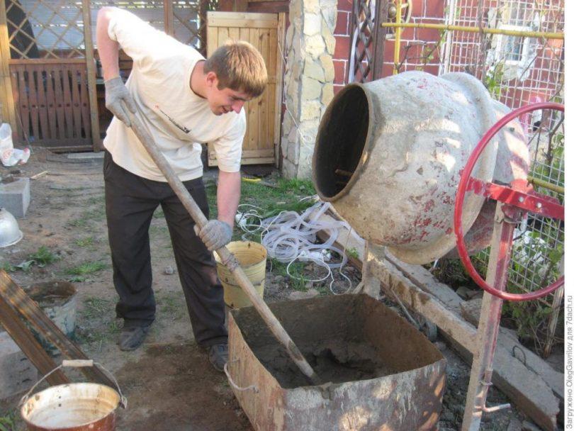 Приготовление бетона – сложный технологический процесс
