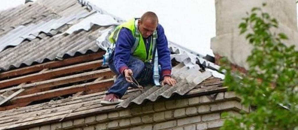 Как правильно делать демонтаж крыши?