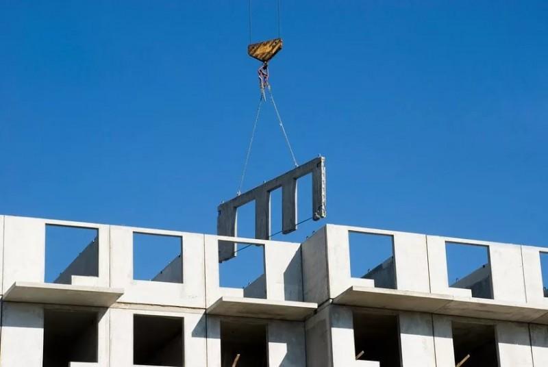 Монтаж домов панельной конструкции