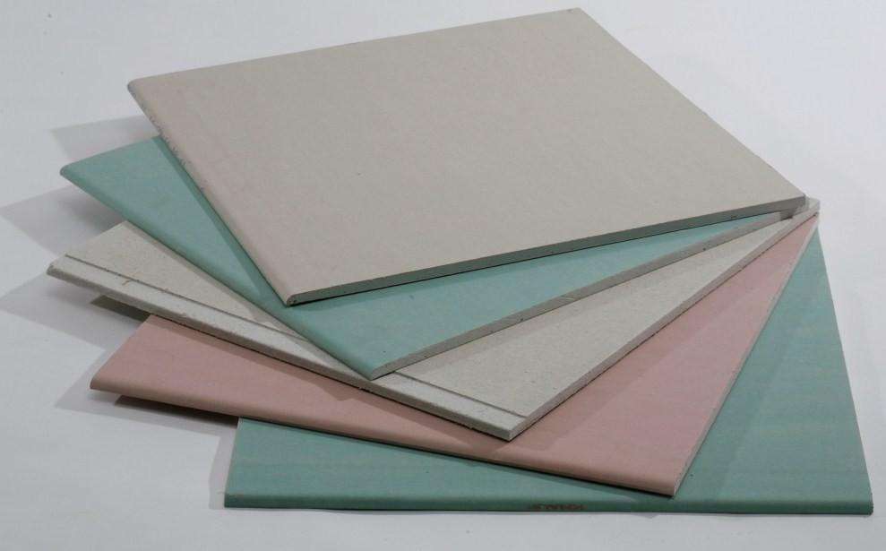 Классификация гипсокартонных листов (плит)