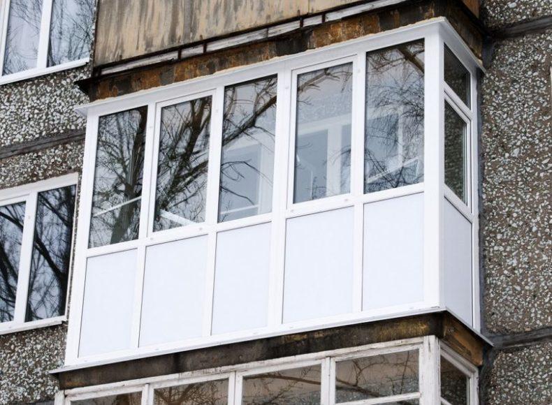 Остекление балконов, как – очень важная часть ремонта квартиры