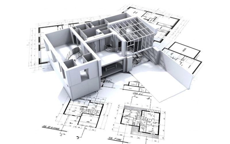 Особенности проектирования зданий