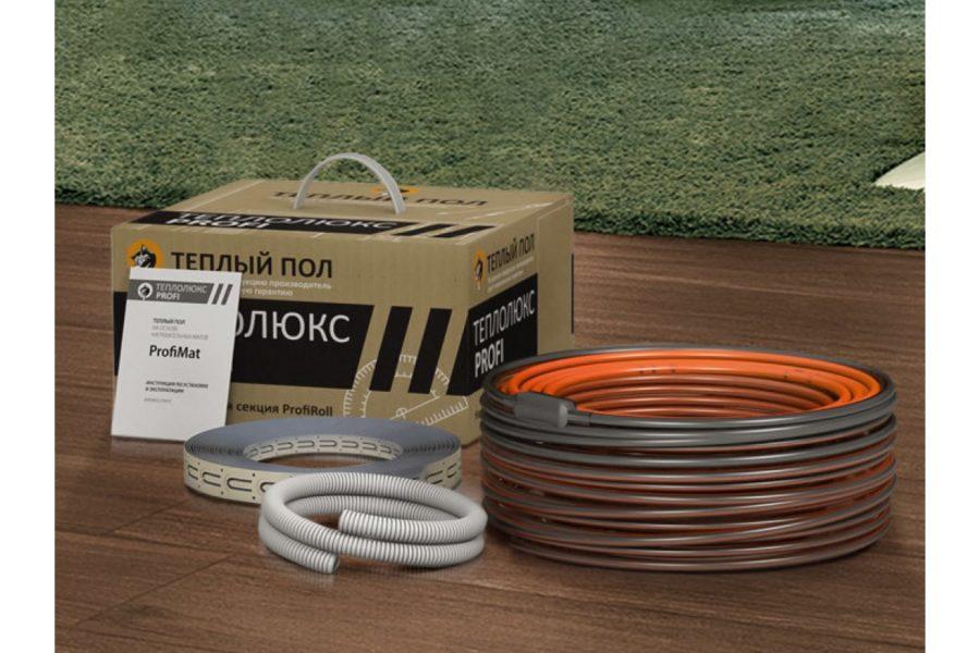Нагревательный кабель и сфера его применения