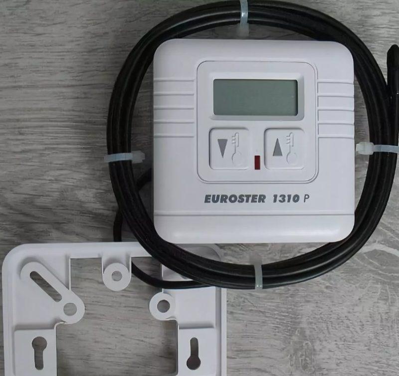 Терморегулятор – особая деталь системы «теплый пол»