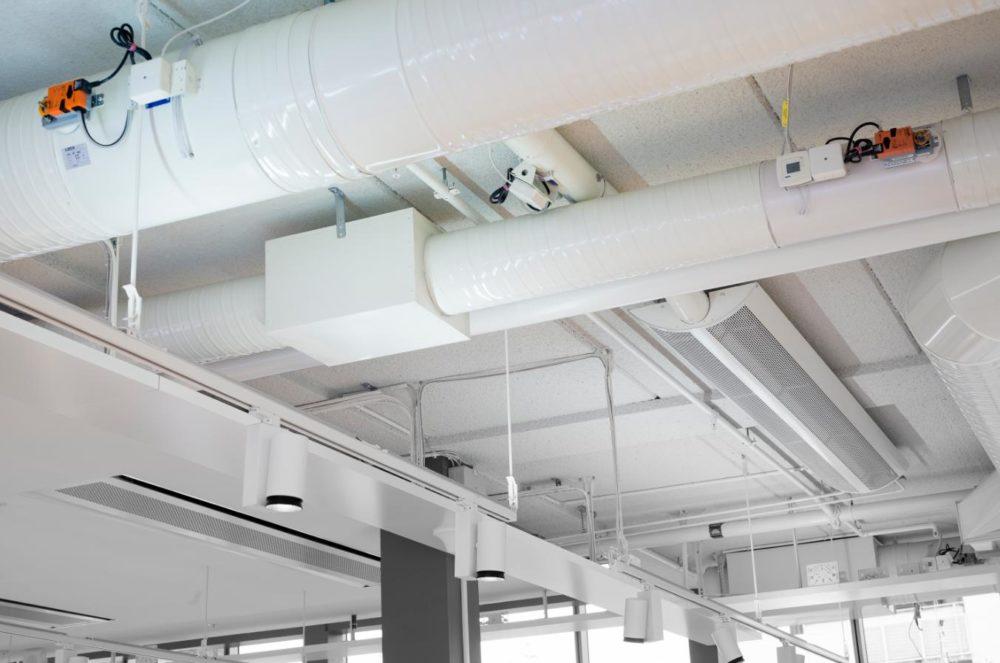 Системы вентиляции: коротко о самом важном