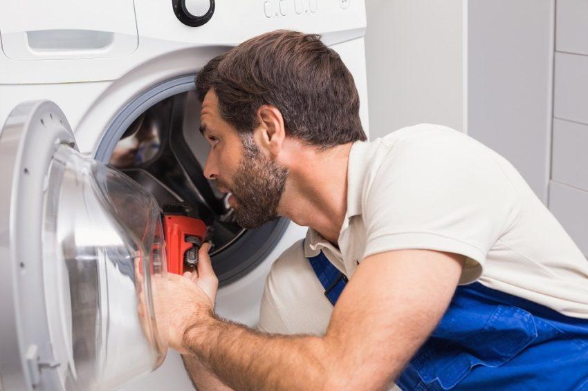Как произвести ремонт стиральной машины?