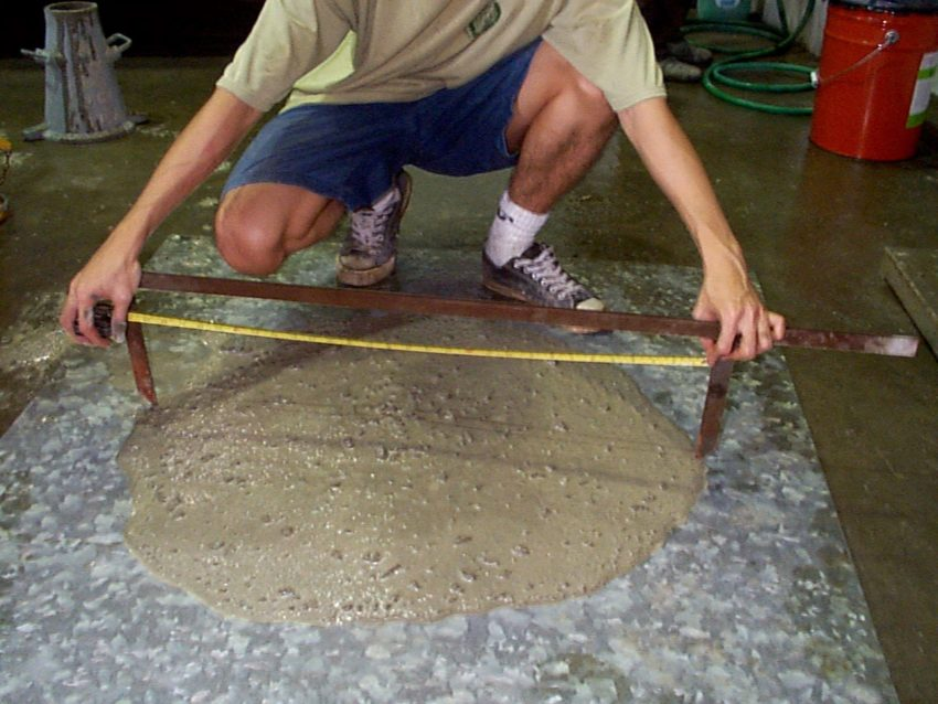 Самоуплотняющийся бетон (СУБ)