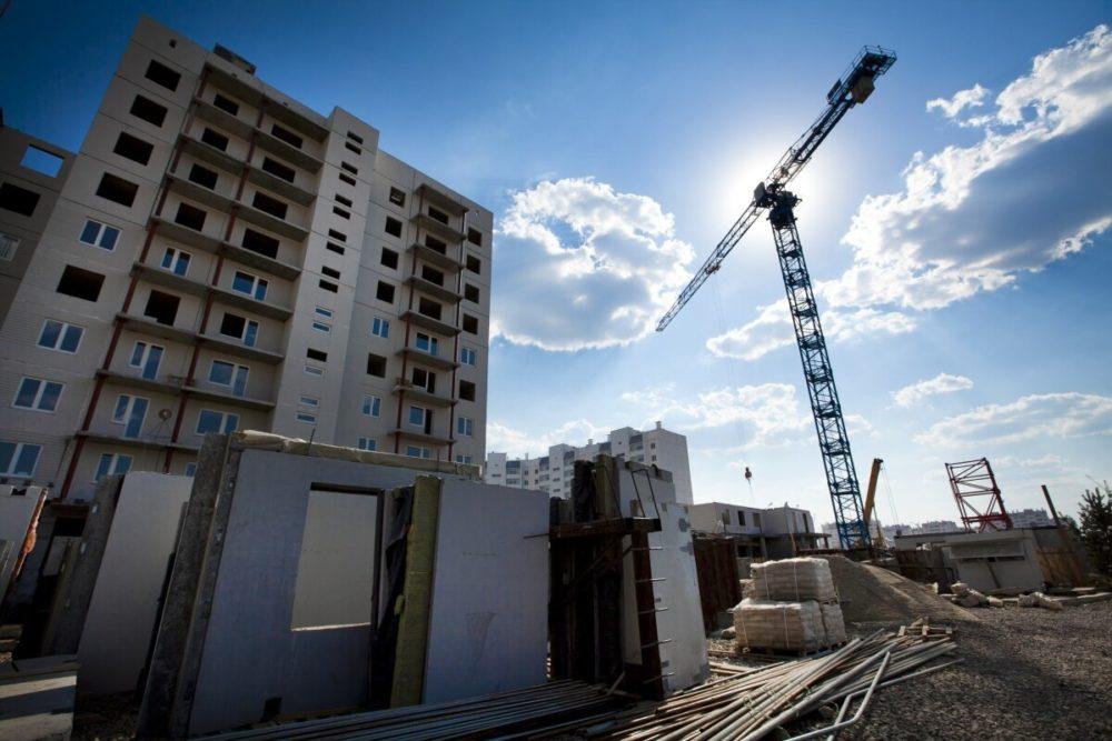 Проводим строительство многоквартирного дома