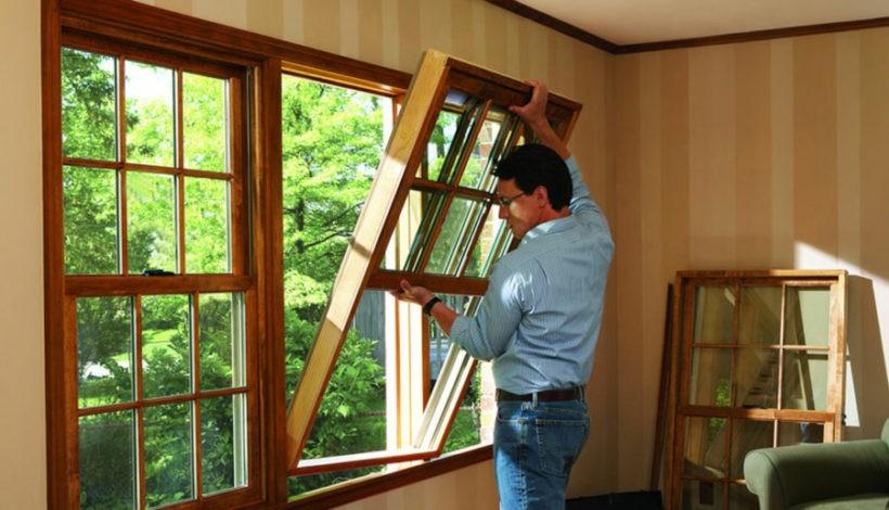 Изготавливаем деревянные окна своими руками
