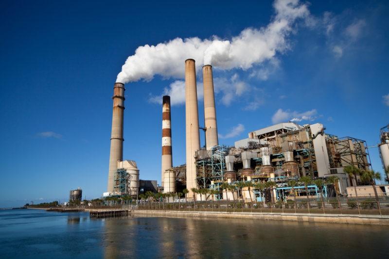 Тепловые электростанции