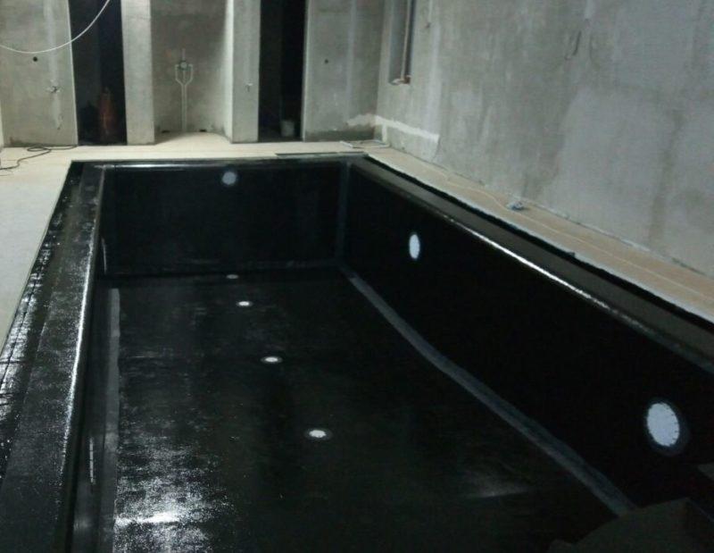 Способы гидроизоляции бетонного бассейна