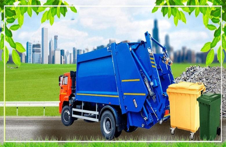 Своевременный вывоз мусора обеспечит чистоту в городе