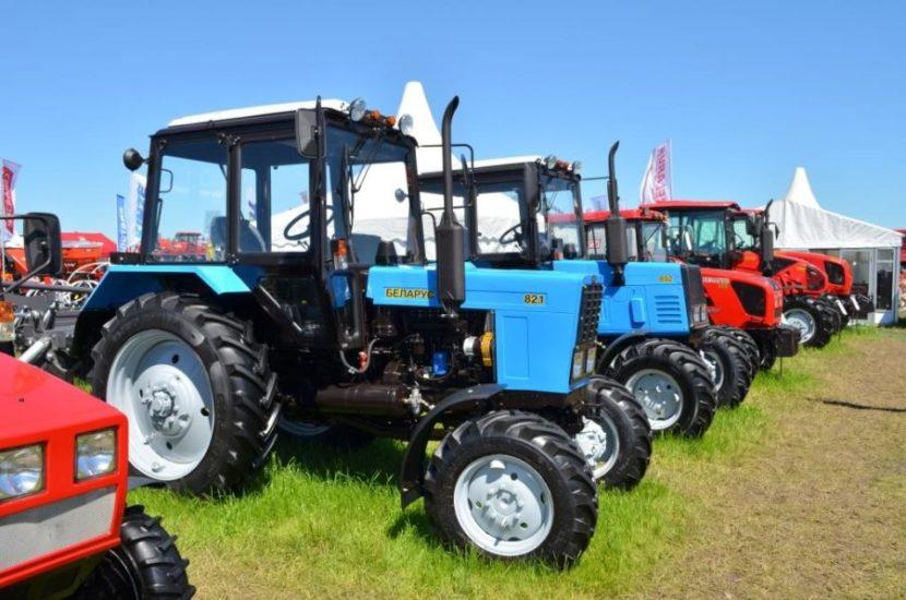 Какими бывают трактора