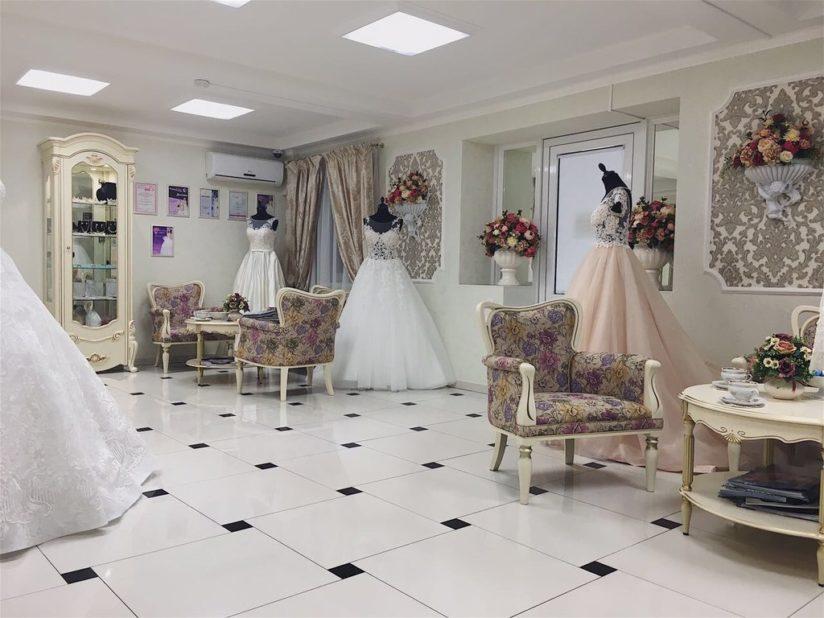 Интерьер свадебного салона: что нужно учитывать